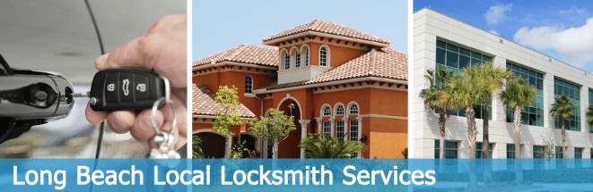 Long Beach locksmith service company